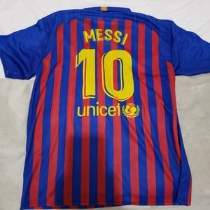 NWT Messi Jersey